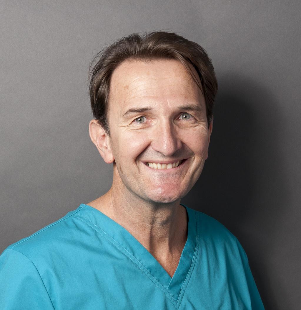 Dr. Michael Huss